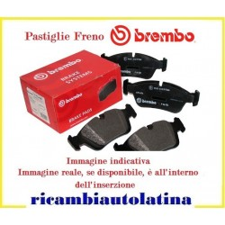 PA6023 Pastiglie freno Post IVECO DAILY III Pianale piatto/Telaio 1999_
